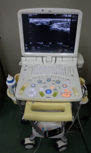 超音波診断機器