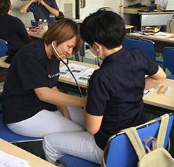新採用看護師合同研修 第1回